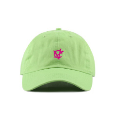 C-NARCHY 6PANEL CAP (6パネルキャップ) Lime