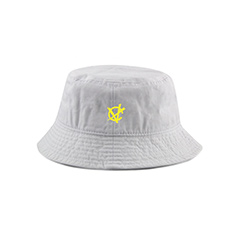 C-NARCHY BUCKET HAT (バケットハット) White × Volt